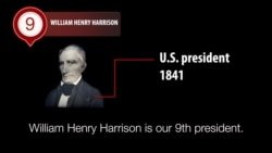 America's Presidents - William Henry Harrison