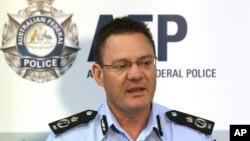مایکل فیلان، کمیسر پلیس فدرال استرالیا