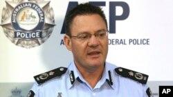 Zamenik komesara australijske federalne policije Majkl Fejlan