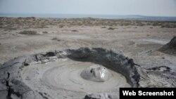 Palçıq vulkanları