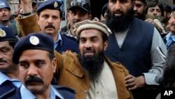 孟買襲擊案的嫌疑人拉赫維