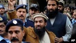 지난 1월 파키스탄 이슬라마바드 법원에서 테러 용의자에 대한 재판이 열렸다. (자료사진)