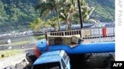 دست کم ۵۳ نفر در اثر سونامی در جزاير ساموآ کشته شدند