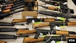 México recibió cerca de unas 2.000 armas como consecuencia de esta operación.