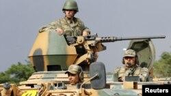 سربازان ترک (عکس از آرشیو)