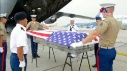 Ամերիկացի զոհված զինվորականների մասունքները շուտով կտեղափոխվեն հայրենիք
