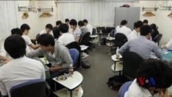 日本雇主出新招儿 打麻将代替面试