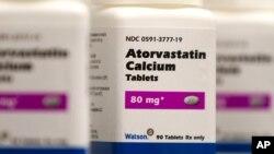 Una forma genérica de Lipitor es de los medicamentos recomendados para combatir el colesterol.