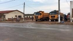 Camionistas dizem que testes ao Civd-19 impedem a entrega de mercadorias - 2:03