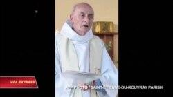Cảnh sát Pháp giết hai kẻ tấn công cầm giữ con tin ở một nhà thờ