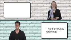 Everyday Grammar: Adjectives & Prepositions