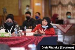 Anggota Komisi VIII DPR RI Diah Pitaloka yang menjadi pengusul RUU PKS. (Foto: Courtesy/Diah Pitaloka)