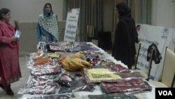 بلوچستان کی گھریلو دست کاریاں، فائل فوٹو
