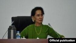 آرشیف: آنگ سان سو چی نیز برندۀ جایزۀ نوبل است