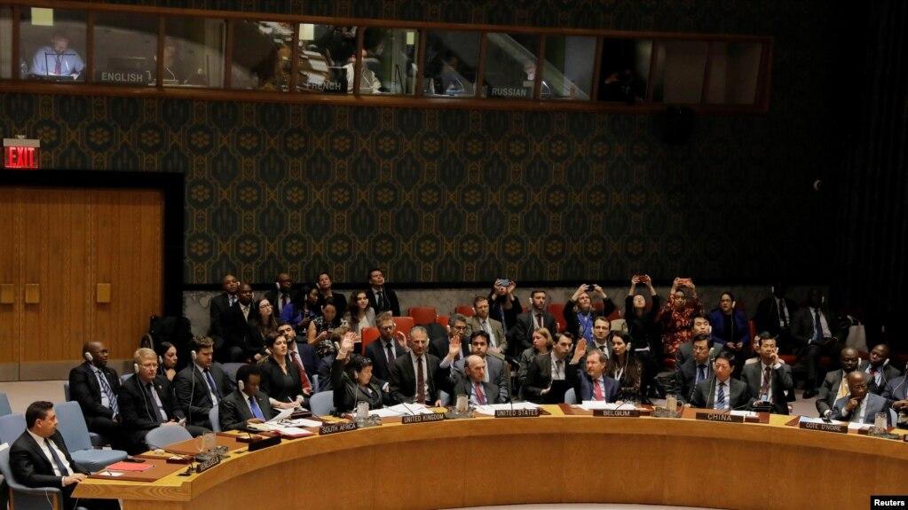 La misión estadounidense asegura que el gobierno en disputa de Nicolás Maduro ha intensificado los esfuerzos para encarcelar a los líderes de la oposición venezolana.