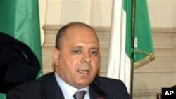 وهزیری ناوخۆی لیبیا نهسر ئهلمهبروک عهبدوڵڵا، (ئهرشیفی وێنه)
