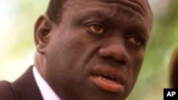 The Forum for Democratic Change party president, Dr. Kizza Besigye. (file)