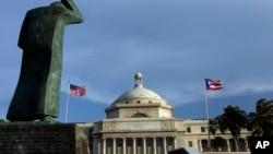 Capitolio de San Juan, Puerto Rico.