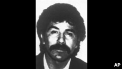 멕시코 마약조직을 이끌다가 1985년에 검거된 라파엘 카로 킨테로. (자료사진)