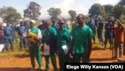 Abakekwaho kudeta mu Burundi