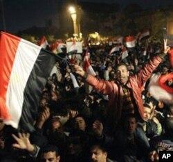 مصر میں پارلیمان تحلیل، آئین معطل