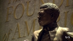 First Look: VOA Visits African American Museum on National Mall