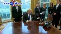 Con rể TT Trump bị tước quyền tiếp cận tài liệu tối mật