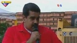 Venezuela: Maduro no piensa ''entregar la revolución''