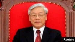 Tổng bí thư Nguyễn Phú Trọng nói việc lãnh đạo cấp cao hai nước thường xuyên gặp gỡ giúp đạt được nhận thức chung và đưa ra những định hướng quan trọng về phát triển quan hệ hai Đảng, hai nước một cách toàn diện và hiệu quả