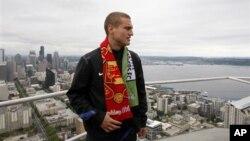 Pemain Manchester United, Nemanja Vidic menjalani operasi lutut kanannya bulan September (Foto: dok).