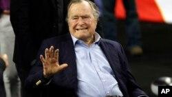 Tsohon Shugaban Amurka George H. W. Bush mai shekaru 92 a duniya