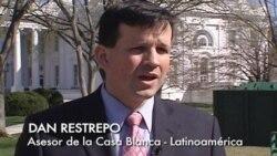 Dan Restrepo habla con VOA