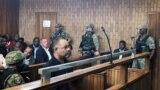 Manuel Chang, antigo ministro moçambicano das Finanças, num tribunal de Joanesburgo, 8 de Janeiro de 2019