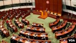 香港立法會會議廳