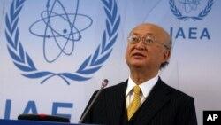 یوکیا آمانو گفت از روز اجرای توافق، ایران پروتکل الحاقی را به مرحله عمل گذاشته و اکنون می تواند در کلیه فعالیت های آژانس شرکت کند