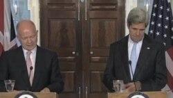 美国务卿克里前往多哈讨论叙利亚问题
