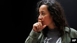 Ana Maria Archila, penyintas serangan seksual yang juga Direktur Eksekutif 'Center for Popular Democracy'.