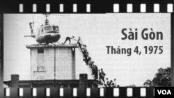 Sài Gòn, những ngày cuối tháng Tư, 1975.