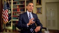 اوباما: اسراييل تصميمی در مورد حمله به ایران اتخاذ نکرده است