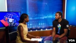 NBA Star Luol Deng speaks with Ayer Bior of VOA's South Sudan in Focus