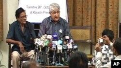 ٹرانسپرینسی انٹرنیشنل پاکستان کے سربراہ عادل گیلانی