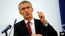 Jens Stoltenberg, generalni sekretar NATO