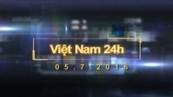 Việt Nam 24h (05.7.2016)
