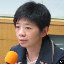 台灣醫界聯盟基金會執行長林世嘉