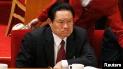 Mantan politisi senior China, Zhou Yongkang (71 tahun) diduga terlibat kasus korupsi (foto: dok).