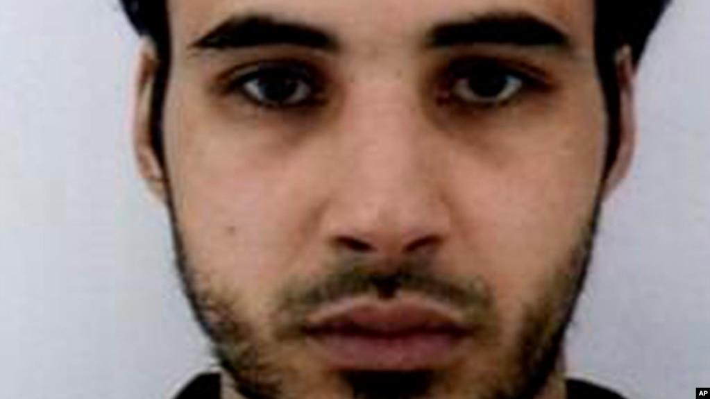 Cherif Chekatt, nghi can vụ xả súng ở Strasbourg, Pháp.
