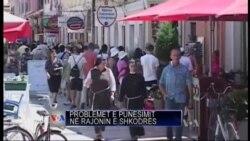 Problemet e punësimit në Shkodër