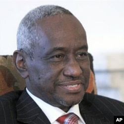 Sudanese Vice President Ali Osman Mohamed Taha (File Photo)