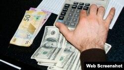 Dollar-manat