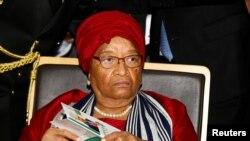 Perezida wa Liberiya Ellen Johnson Sirleaf